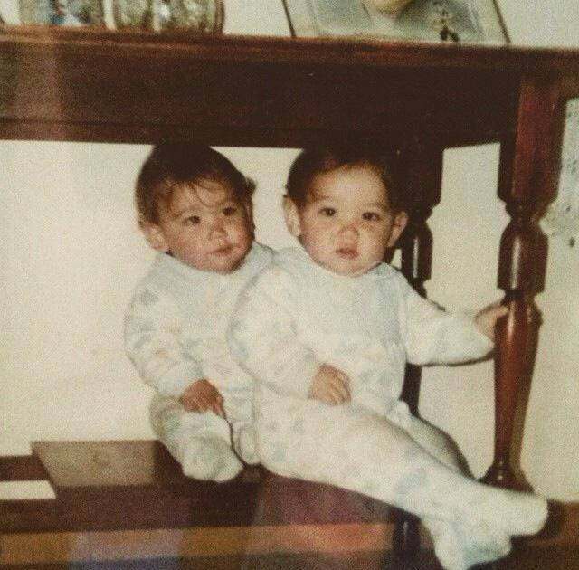HAPPY 20th BIRTHDAY TWIN and LOVE YOU GUYS!