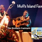 Join us on Mufi's Island Favorites - noon to 1 today on 107.9 Kool Gold or catch us online at http://t.co/QHUNjennWa