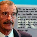 "Vicente Fox: ""Venezuela tiene que cambiar o terminará hundiéndose"" -► https://t.co/9QoWky48oV http://t.co/2cRr8axVyz"