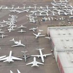 #America RT @BiIlionaires: All of the private jets in Vegas for the Mayweather vs. Pacquiao fight ✈️ http://t.co/l9PfH74Eph