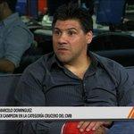 """""""Si Pacquiao vio las peleas entre Maidana y Mayweather, puede sacar algo bueno para ganar"""" http://t.co/fDB0QtqMgo http://t.co/u66EqVaXl4"""
