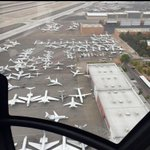 The amount of private jets at the Las Vegas airport is out of hand. http://t.co/wgKzRkAQiw #MayPac #MayweatherPacquiao #ManagersPro
