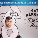 12/11c is the premiere of @natebargatze @comedycentral one hour special #FullTimeMagic http://t.co/dT2w4oe9Lh http://t.co/i61I0aPTMA