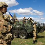 Ukraine -- Training   US Army 173rd Airborne Brigade and Ukrainian National Guard in Fearless Guardian in Yavoriv http://t.co/BqaVsIRP2I