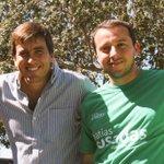 Sigamos juntos por lo logrado, sigamos por lo que falta @UrtubeyJM @matiasposadas  @javierdavid72 #JuntosPodemosMás http://t.co/jKwg4N1d6t