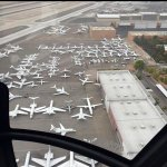 Private plane traffic jam at the Las Vegas airport: http://t.co/H9FSRbrUHB #PacquiaoMayweather http://t.co/enIwwq791k via @YahooSports
