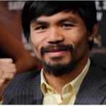 "#MayweatherPacquiao   #PeleaDelSiglo   ""Gane quien gane, que sea una buena pelea"" dijo @MannyPacquiao. http://t.co/cuqoaYdMRg"