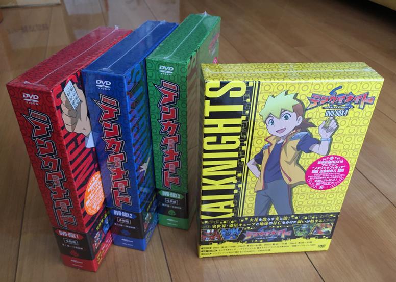 「テンカイナイト」DVD-BOX最終巻発売中! BDは出ていないのでコチラをよろしくお願いします! ←本当にお手頃な価格