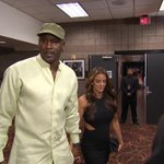 His Airness in the house for #MayPac http://t.co/WoYhauE4ox