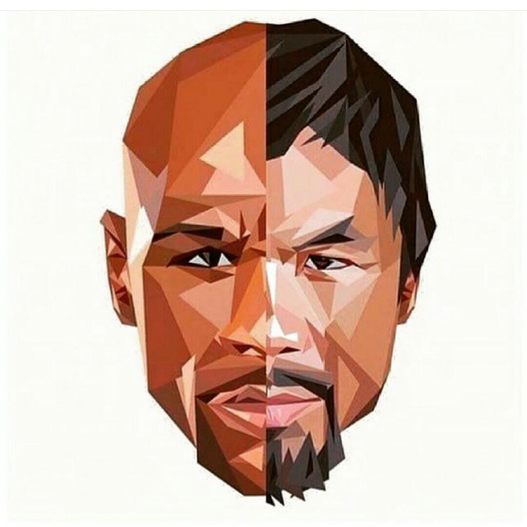#MayPac It's about to go down! Who do you think is going to win? http://t.co/i8XcNvKIpq