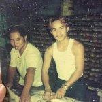 En 1995, Manny Pacquiao trabajó como panadero en Filipinas, cuenta @OpyMorales http://t.co/mRBt8vJJi9