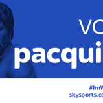 Is Manny going to win? Simply RT for Pacquiao if you think he is going to deliver the goods http://t.co/QizlfY27cy http://t.co/haw8Xh2wDX