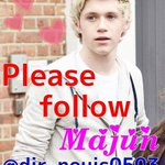 @NiallOfficial 73  Today is my friend MAJUN @dir_nouis0503 birthday♪ PLS follow her♥♥  #BestFandomCA2015 Directioners http://t.co/4fsfRgi0g2