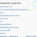 Maidana acaba de convertirse en TT ocupando la 10ª posición en Argentina. Más en http://t.co/Zdrt4tAWye #trndnl http://t.co/RYskPh386l