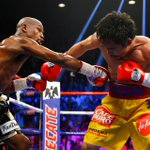 """""""Its an odd fight."""" Round 9 to Pacquiao?  http://t.co/XEPGJBJgec #MayPac http://t.co/uRhtRNaXfw"""