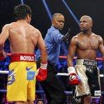 #PeleaDelSiglo   Round 12   Fin del combate #Mayweather esperó #Pacquiao buscó la oportunidad http://t.co/B3j73RAhNo http://t.co/pA85g65DrN