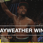 Still unbeaten. Unanimous verdict. Floyd Mayweather beats Manny Pacquiao in 12 rounds. #MayPac http://t.co/z2V8qk0oUD http://t.co/I2jYdbyiFC