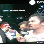 """#MayPacEnTVP """"Era boxeo, no balet. Y Mayweather corrio como una nena los 12 rounds"""" http://t.co/EyFtt069u9"""