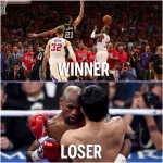 The real winner and loser from tonight http://t.co/nndAC9l7Ux