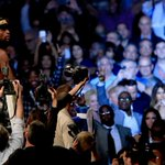 """Conclusion? """"Its endorsed legacy of one man and dented the legacy of the other."""" http://t.co/XEPGJBJgec #MayPac http://t.co/fQqXYLFK16"""
