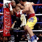 El boxeo puede ser técnica y lo que digáis, pero hoy solo hubo un varón en ese cuadrilátero y no ganó. http://t.co/oUJJRklvOW