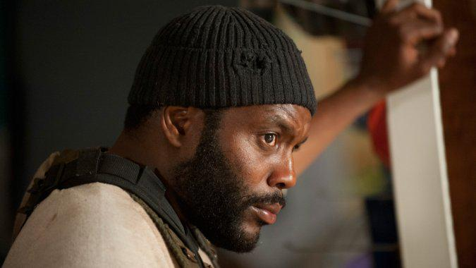 TheWalkingDead's Chad L. Coleman Goes on Rant in NYC Subway (Video)