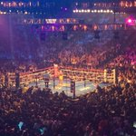 We had a packed house! Over 16,500 amazing #MayPac fans. Not to mention actors, athletes, musicians, oh my! http://t.co/JxnaNjyvRZ
