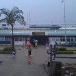 Zanzibar: The airport drainage system needs a quick fix! http://t.co/ww44ekz4mw