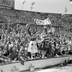 Nottingham Forest fans at the 1959 Cup Final http://t.co/yeklQJl2va