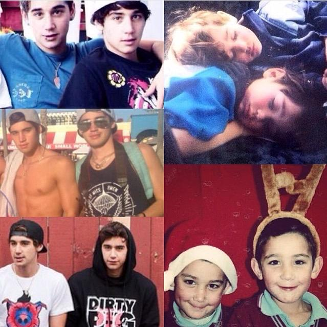 Happy 20th Birthday guys !! Your big boys now hope you have an amazing day/night
