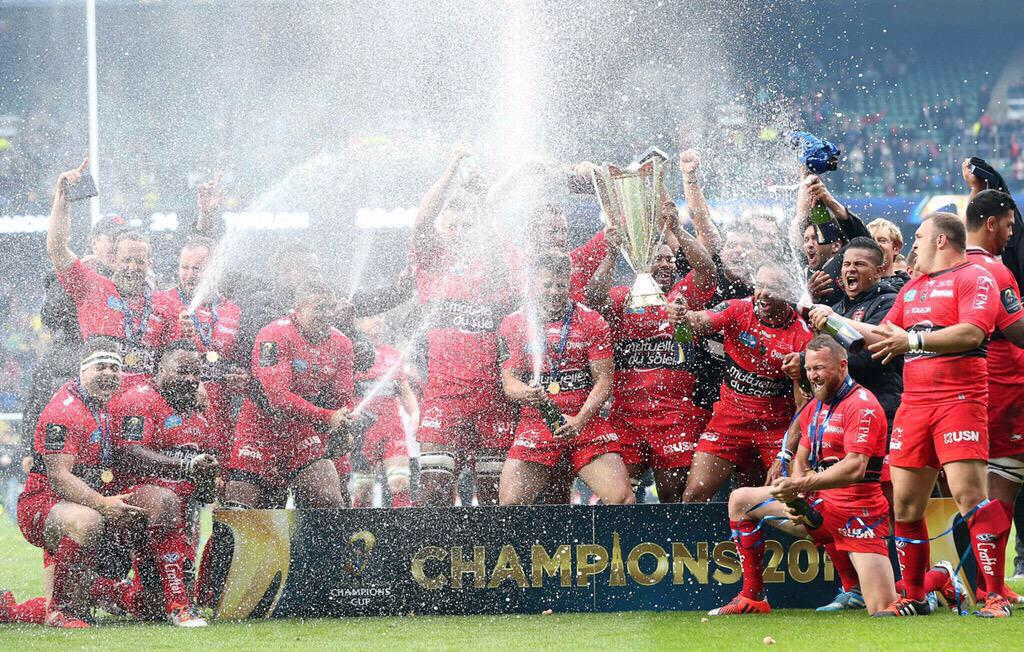 HISTORY is His-Story!!  But yesterday, was OUR story Toulon!!  #ALLEZTOULON  #MERCITOULON http://t.co/K44iKOrX7d