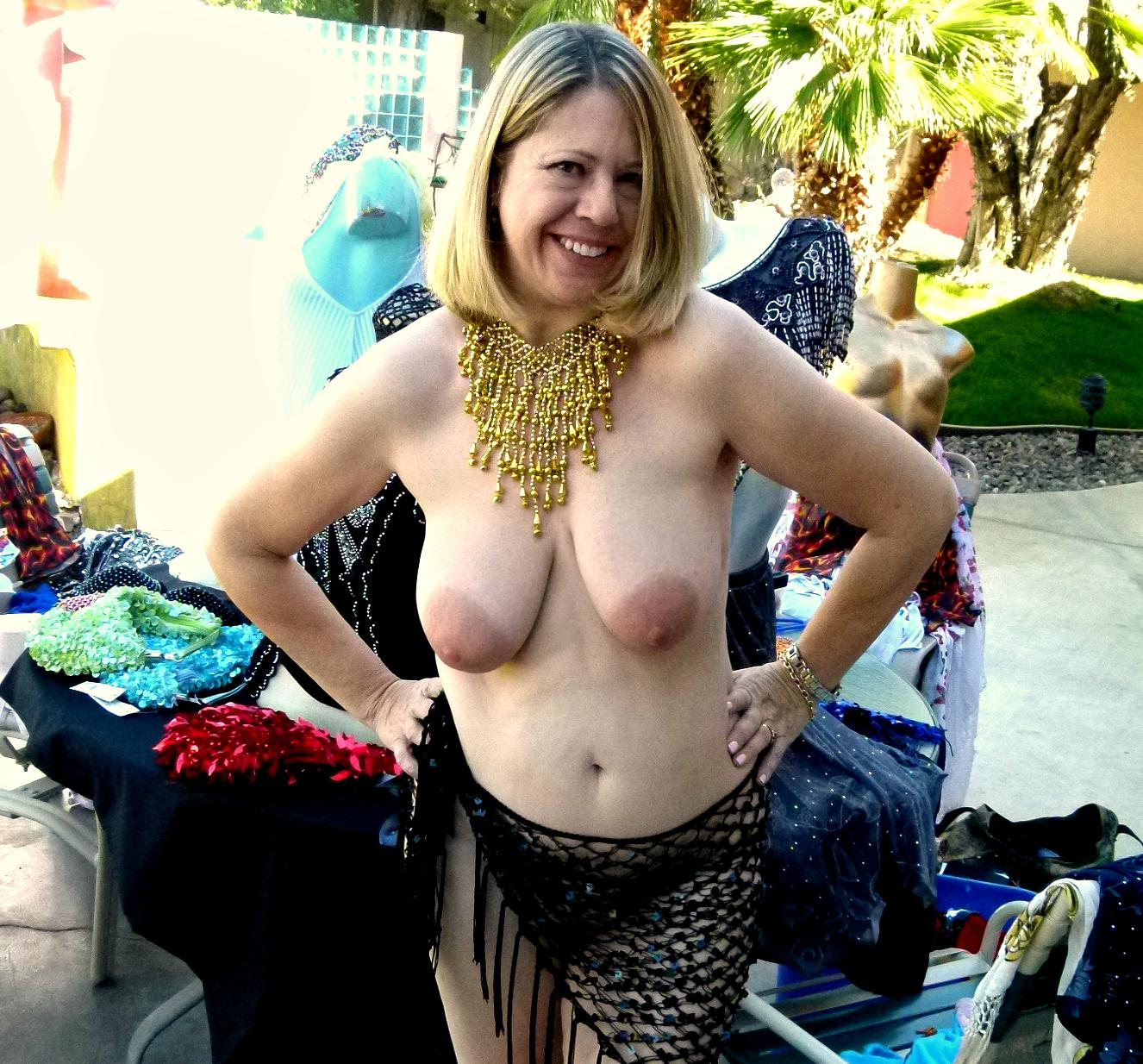nudist fashion Anne Nix the nudist fashion designer will be at Terra Cotta Inn Mon-Wed May