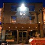 Finished #handpainted #logo @RyeCafeBar #Beeston #Nottingham the other night... @NickChaffe @rob_jerome_d http://t.co/kacXiOxnUa