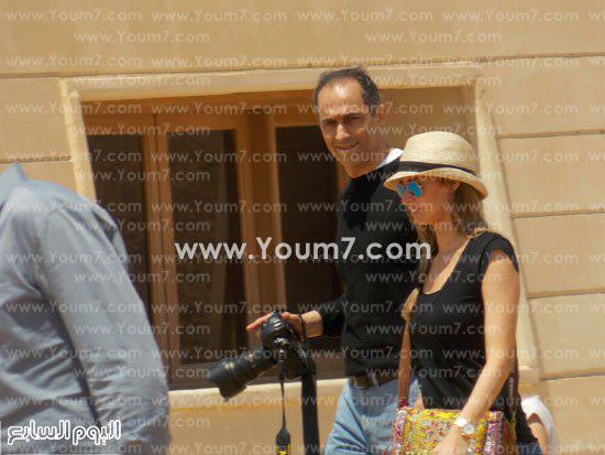 photos show egypt dictator s son gamal mubarak wife daughter