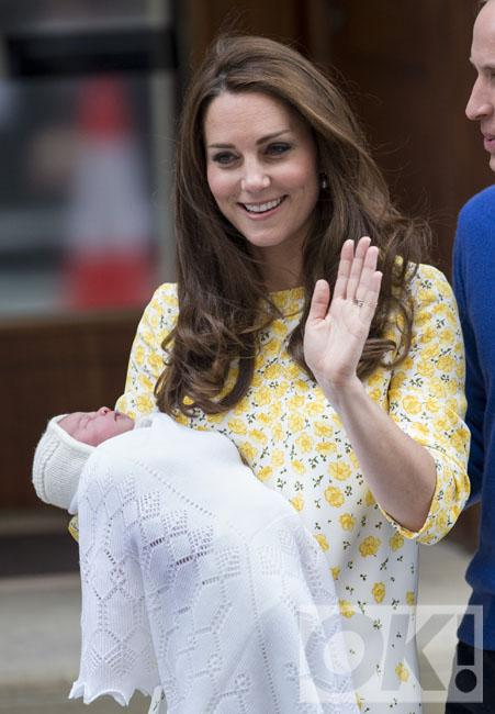 Will the Duke and Duchess of Cambridge name their royal baby Charlotte?