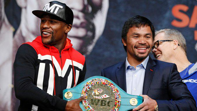 MayweatherPacquiao Fight Plagued by Piracy on Periscope, Meerkat
