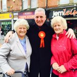 My favourite Labour voting twins in Arnold http://t.co/uwaIBtkTRt