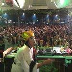 VIVA LA ROCK最高でした!集まってくれた皆さんありがとうございました!! #ビバラ http://t.co/lcGpuwj71Y
