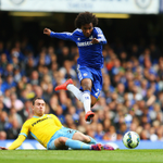 SECOND HALF Chelseas title charge continues... Were back under way at the Bridge. Join us: http://t.co/5vCtFIqf09 http://t.co/ACEJTLA0IY