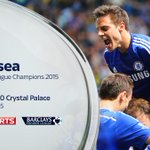 Congratulations to @ChelseaFC who have won the @premierleague title. More here: http://t.co/qCGUw7iAl0 #SuperSunday http://t.co/03u4o2HpKL