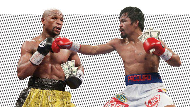 Showtime, HBO Have Already Sued Over Streaming of MayweatherPacquiao Fight