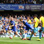 FULL-TIME Chelsea 1-0 Crystal Palace. Eden Hazards header seals the 2014/15 #BPL title for Jose Mourinhos men http://t.co/gl7HkcolXs