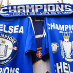 CONGRATULATIONS to @ChelseaFC! They have won the English Premier League - their 5th ever title http://t.co/HQxriPv6ek http://t.co/hP8sWTnXSc