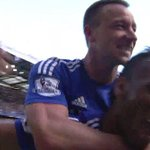 Chelsea have done it! For all the reaction, turn to Sky Sports 1 now! #SuperSunday http://t.co/t7q8btJ5Rn