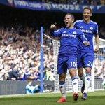 AHORA: @ChelseaFC vence por la mínima al Crystal Palace y se corona campeón de la Premier League. http://t.co/fMxshS4jlb