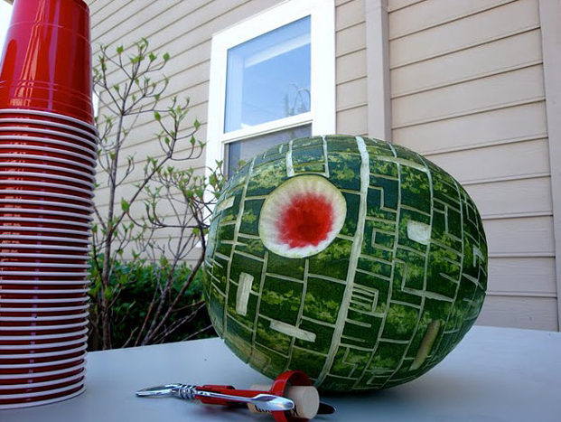 Are you ready for #MayThe4thBeWithYou day tomorrow? Because we are.  http://t.co/4pSCMHRFwW http://t.co/XRfpXm5vT8