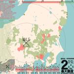 【地震情報】3日23:30頃、群馬県南部でM4.5の地震発生、最大震度2。震源は地下約140km。この地震による津波の心配はありません。 #地震 #jishin #災害 #saigai http://t.co/9EbDTIxyoh