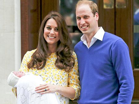 "Princess Kate's labor went ""extremely well"" � and likely without an epidural"