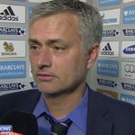 """Mourinho: """"I came back to work. To be champions is a consequence of the work. I let the players enjoy, its for them"""" http://t.co/rPa6UanUmP"""