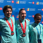 The 2015 womens BMO Vancouver Marathon winners! #RunVan http://t.co/LoADsFwTCl